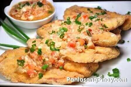 fish kardilyo sarciado recipe