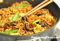Vegetaraian Pancit Canton