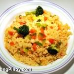 Vegeteble Fried Rice