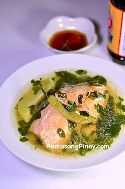 fish tinola recipe