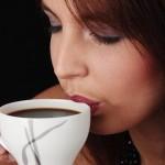 Foods with caffeine