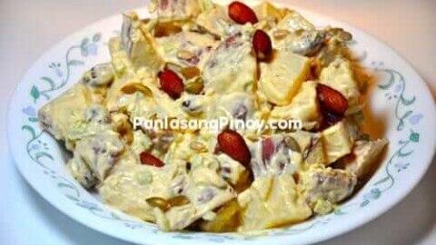 Traditional Potato Salad Recipe Panlasang Pinoy