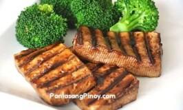 Hoisin Glazed Grilled Tofu