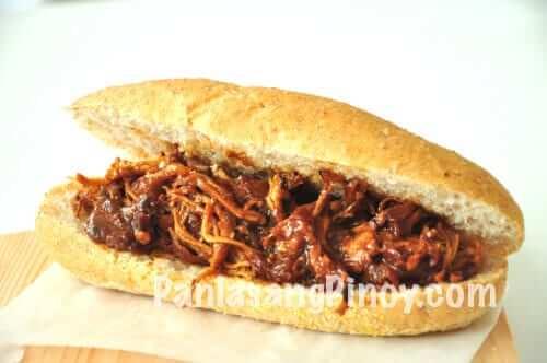 pulled chicken bbq sandwich recipe