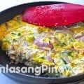 Tuna-and-Zuchini-Omelet