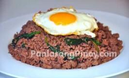 Basil Beef Recipe