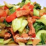 Ginisang Pechay (Sautéed Bok Choy)