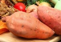 nutritional information of sweet potato