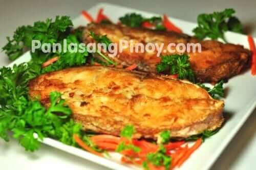 fried grouper lapu lapu steak recipe