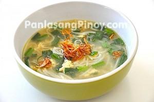 Asian-Chicken-Vermicceli-Soup