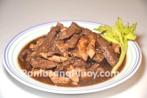 higadillo pork and liver stew recipe
