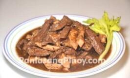 Higadillo Recipe (Pork and Liver Stew)
