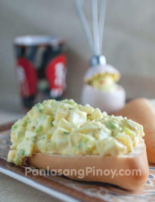 easy egg salad recipe
