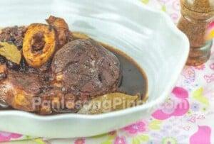 Adobong Bulalo (Beef Shank Adobo)