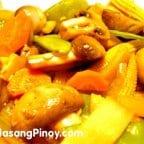 Braised Vegetable Recipe