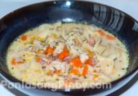 Chicken and Ham Sopas