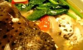 Sinigang na Salmon Recipe