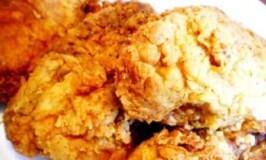 Fried Chicken with White Gravy Recipe
