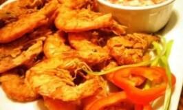 Nilasing na Hipon Recipe (Drunken Shrimp)