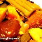 Pakbet Ilocano Recipe
