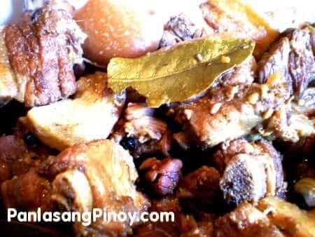 pinoy pork adobo