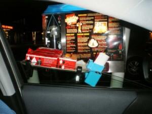 window-tray