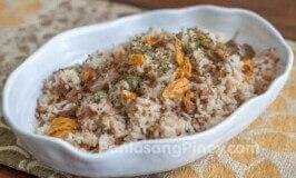 Adobo Fried Rice