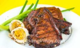 Inihaw na Pork Chop