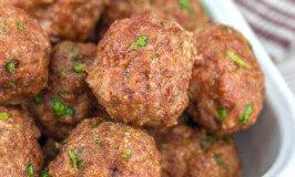 Easy Meatballs Recipe