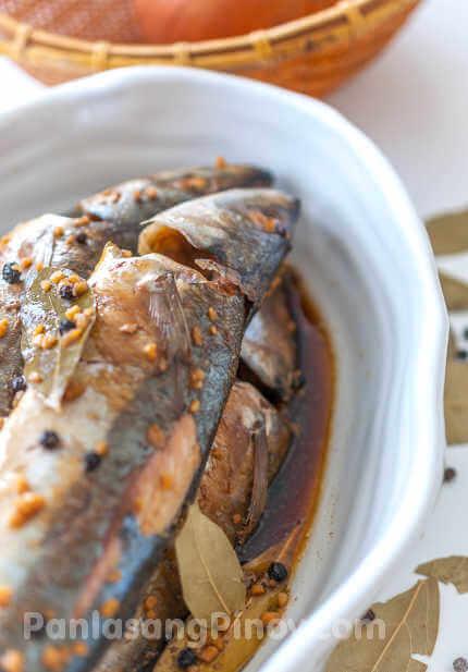 Fish Adobo