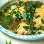 Kinamunggayang Manok Recipe