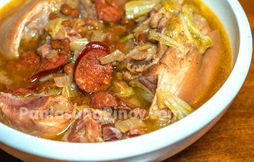 filipino pamplina soup recipe
