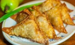 Panara Recipe (Deep Fried Shrimp Wonton)
