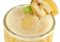 banana yogurt smoothie