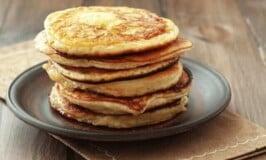 Delicious Whole Wheat Pancakes