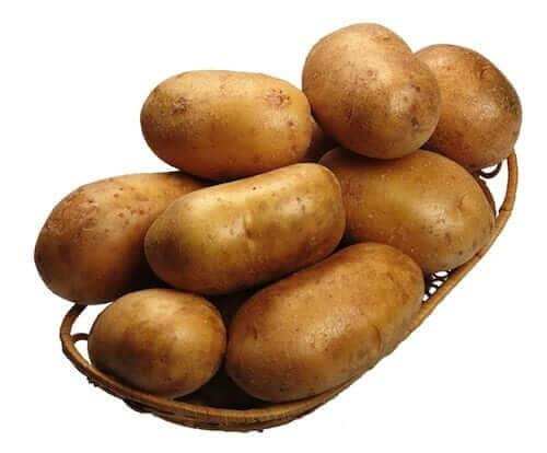 potato nutrition