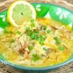 Rotisserie Chicken Arroz Caldo Recipe