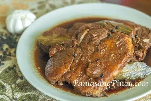 Adobo Pork Chops