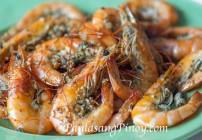 Chili Garlic Shrimp Saute