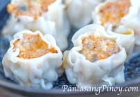 Crab and Pork Shumai Recipe