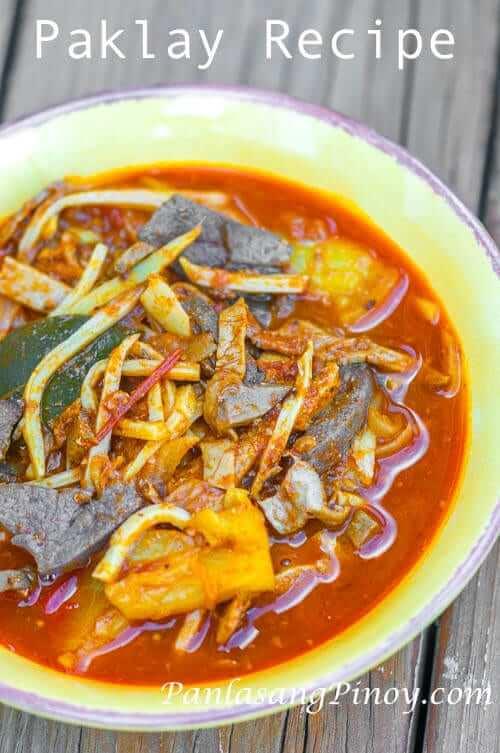filipino paklay recipe