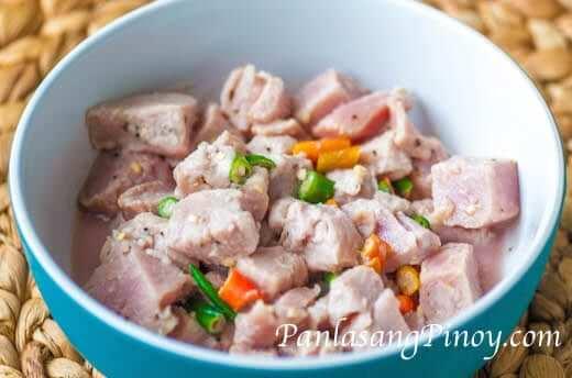 easy tuna kilawin