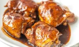 Sweet Chicken Asado Recipe