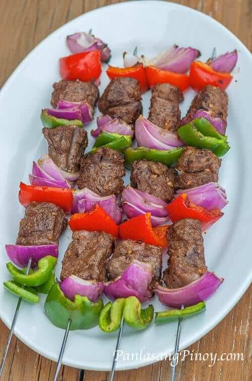 Beef Kebob