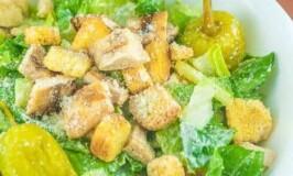 Easy Chicken Caesar Salad Recipe