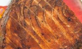 Grilled Ahi Tuna Recipe