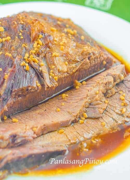 Slow Cooked Beef Brisket Recipe
