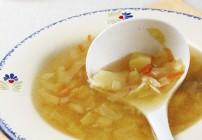 negative calorie diet soups
