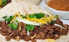 Soft Beef Tacos (Carne Asada)