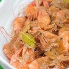 Adobong Hipon sa Gata (Shrimp Adobo in Coconut Milk)